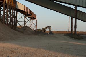 Карьеры песка строительного в РФ