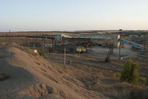 Производство строительного песка