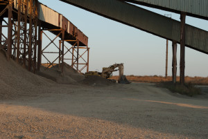 Производство щебеночно-песчаной смеси